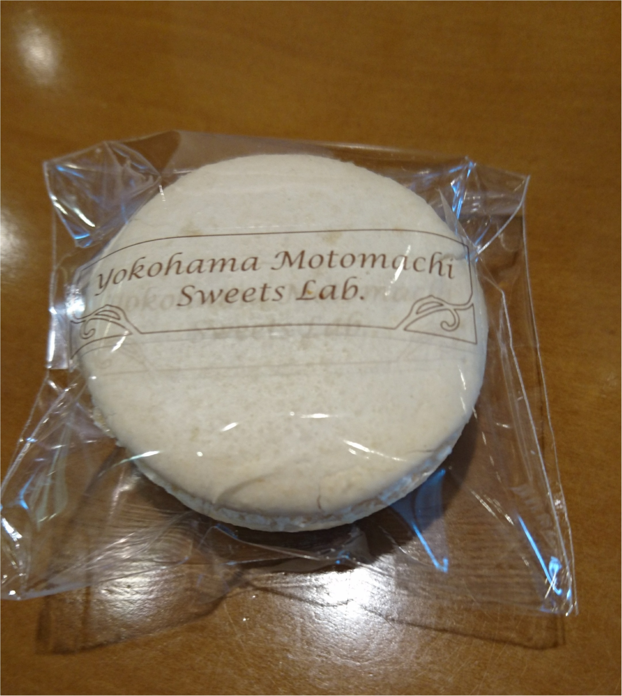 チーズ味のマカロンがおいしすぎる(≡・x・≡)!!_1