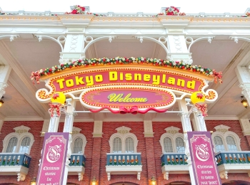 「ディズニー・クリスマス」を両パークで満喫☆ 『横浜ハンマーヘッド』の絶景レストランも【今週のモアハピ部人気ランキング】