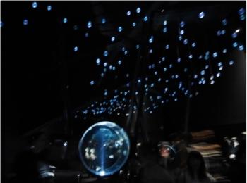 【大阪・海遊館】に新しくできた、海月銀河に行ってきました!フワフワの海月ちゃんたちが可愛すぎでオススメです!