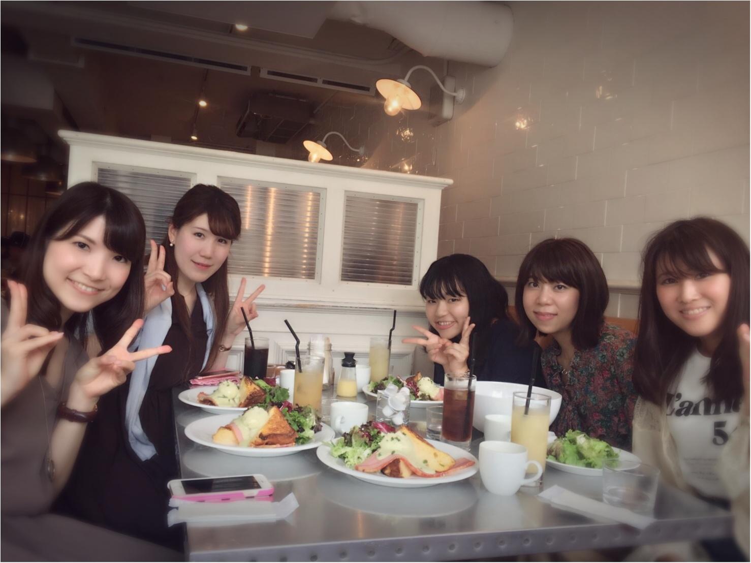 ♡◯◯◯がコンセプトの渋谷おしゃれレストランでモアハピ女子会してきました♡_10
