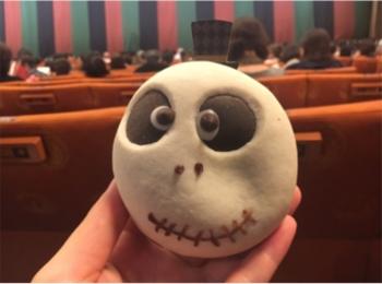 【銀座グルメ】ハロウィンシーズンの今だけ会える!キュートなガイコツ紳士くん♡♡
