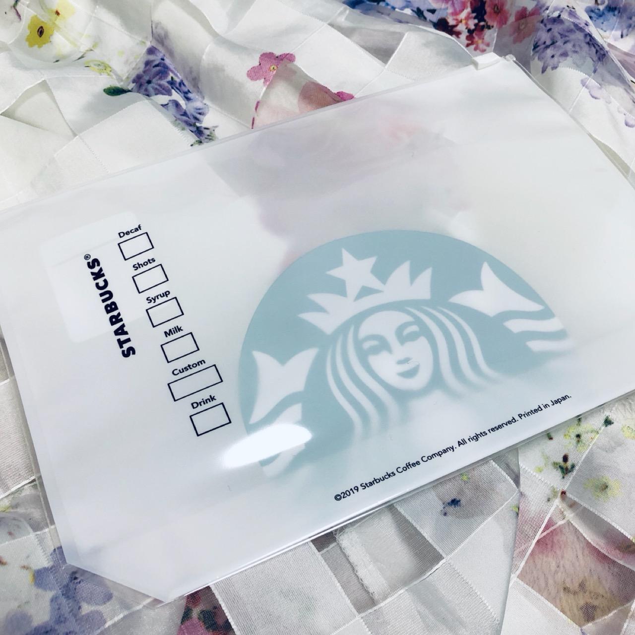 <スタバ>売り切れ前にゲットせよ!オシャレで大人気のコーヒーフィルタージッパーバッグ♡_2