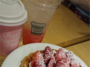 【trip】ソウルに行ったら絶対食べたい!ひそかに話題沸騰のインスタ映えワッフル♡