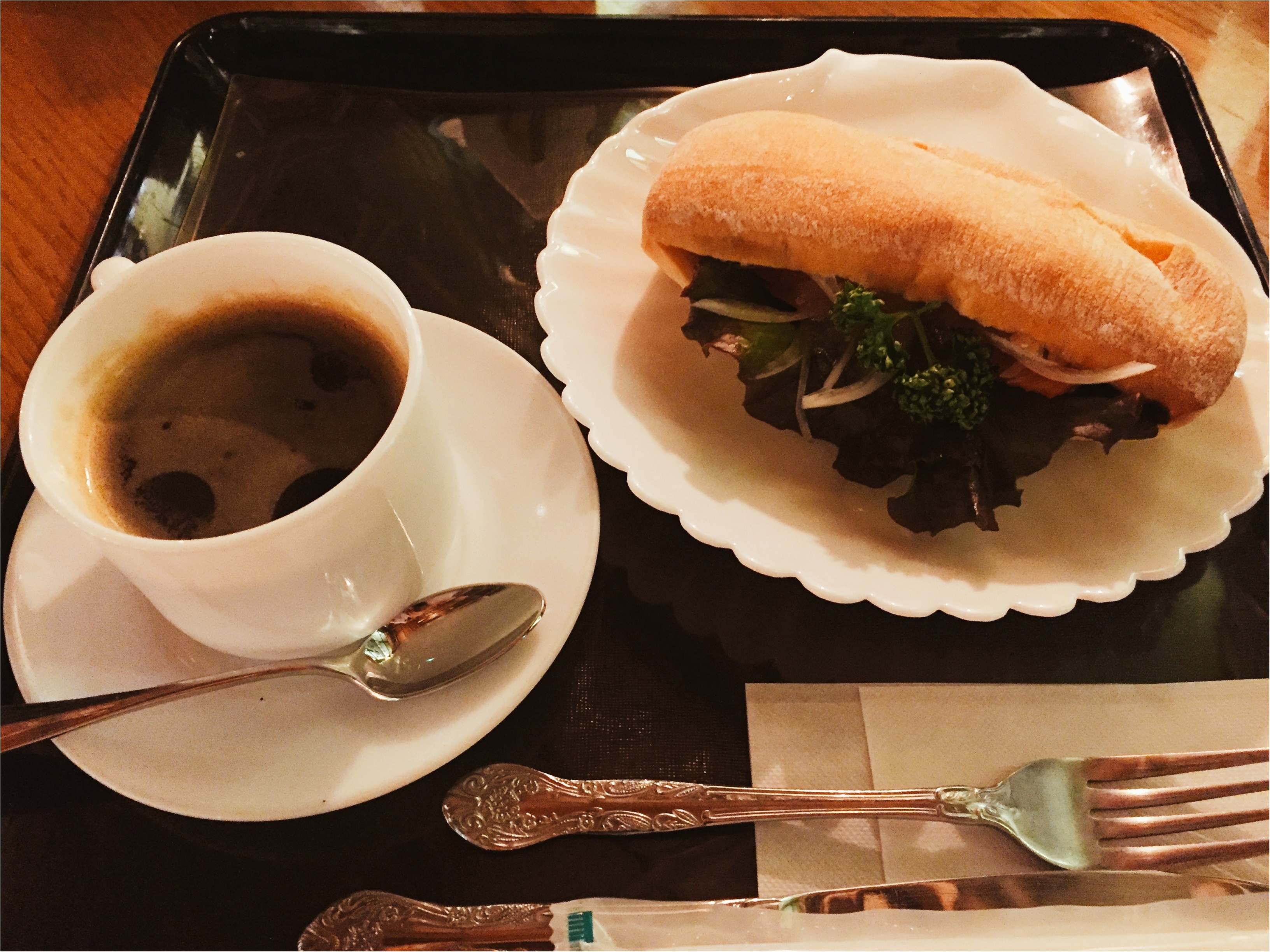 【小樽カフェ】石油ランプが灯る幻想的な世界へ!!_5