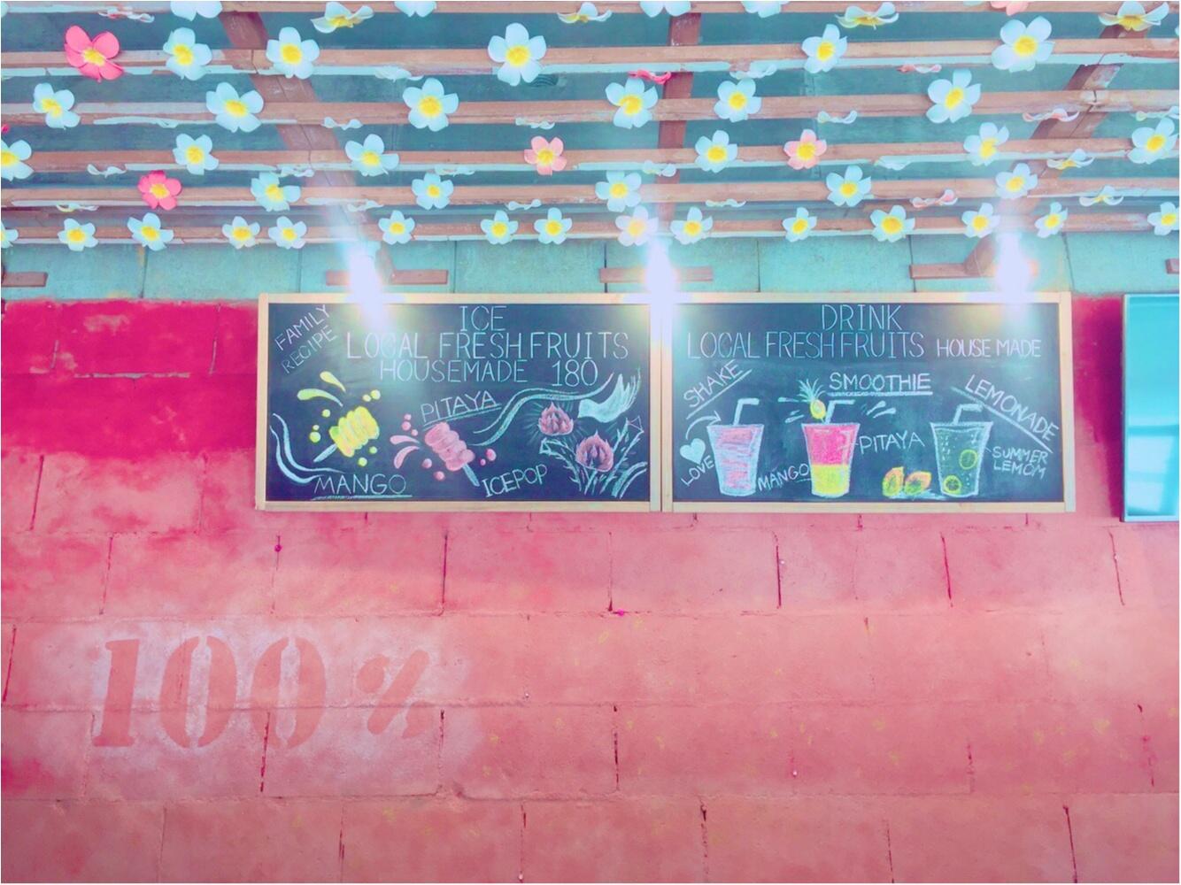 【TRIP】ほんとうは教えたくない!超フォトジェニック♡沖縄で1番すきなカフェ♡ MAGENTA n blue ♡_7