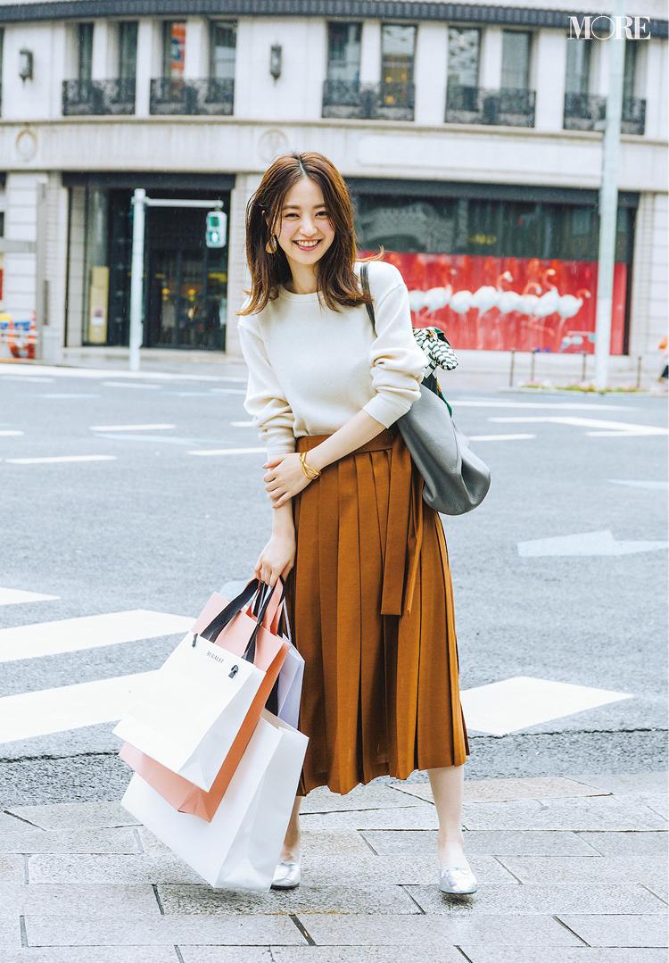 着映えするスカート5枚でどんなシーンもおしゃれに、楽に、ハッピーに☆_8