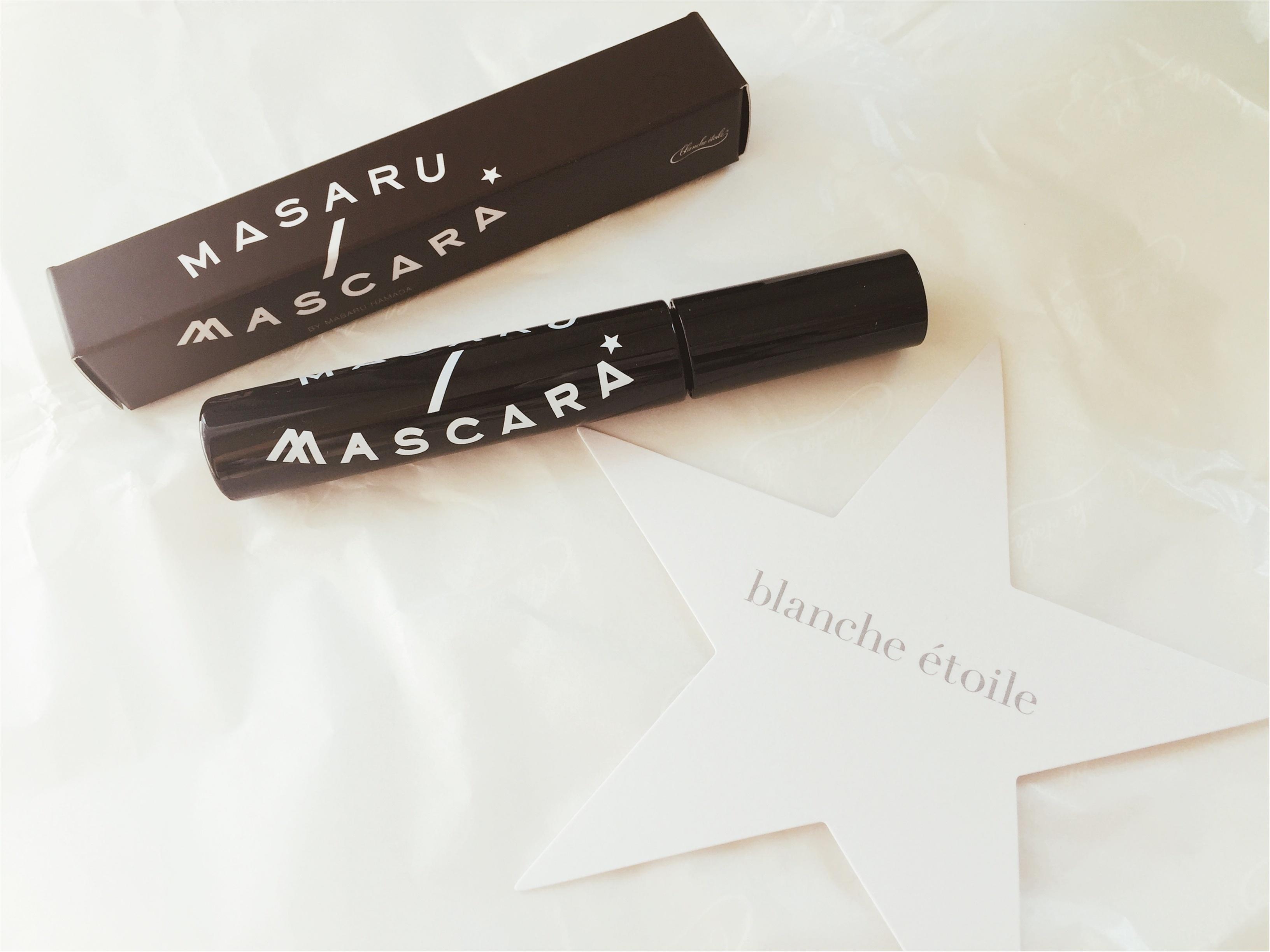 綺麗なまつげになりたいあなたへ…『blanche etoile(ブランエトワール)』のマスカラで理想のまつげに!!_2