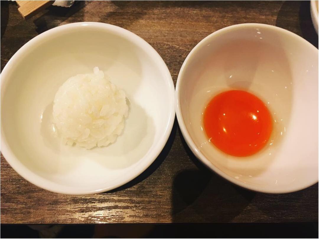 【初、焼肉名店】肉×たまご×ごはん。って最高!_3