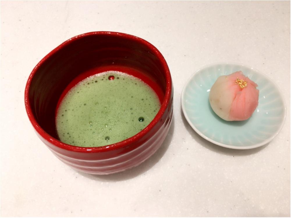 ユリ根で和菓子を作ったよ♡_3