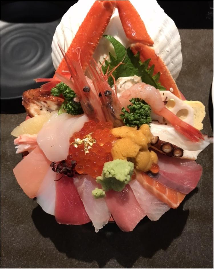 金沢旅~近江町市場~海鮮丼編♡_2