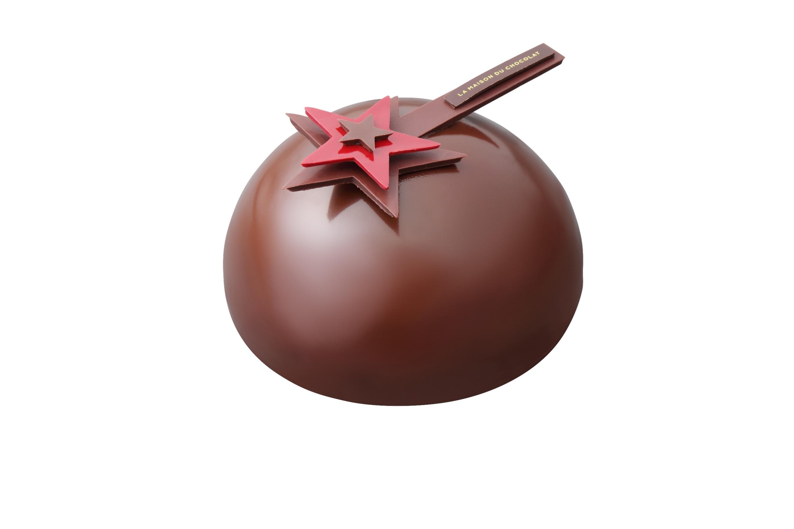 チョコレートLoverに捧ぐクリスマス♡ 『ラ・メゾン・デュ・ショコラ』のおしゃれすぎるケーキでスイートに!_1_3