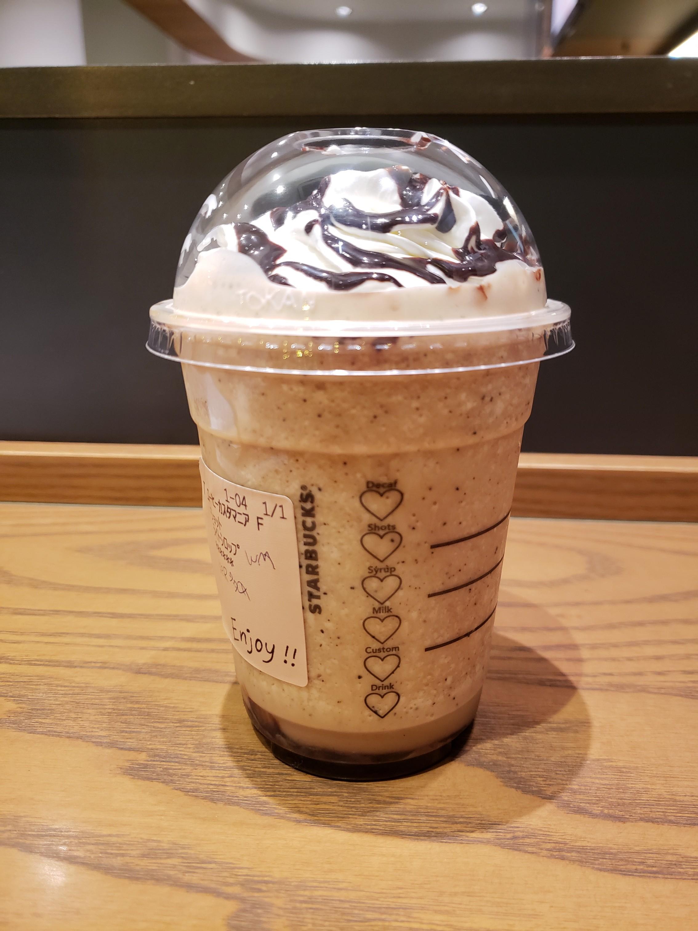【スタバ】コーヒー好きにはたまらない!!カスタマニアをもっとカスタマイズ☆_3