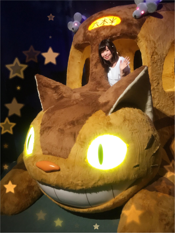 憧れのネコバスに乗ったよ♡〜ジブリ大博覧会に行ってきました〜_2