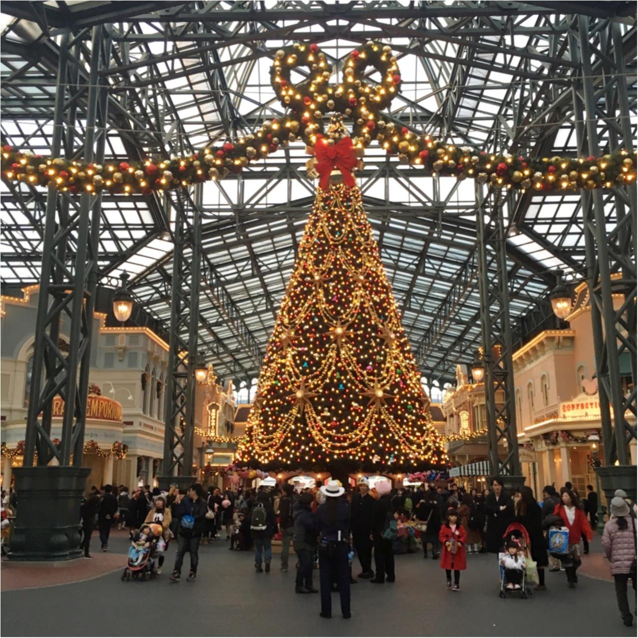 Xmasディズニー♡ 撮りたくなる!私のおすすめクリスマススポットをまとめ♪_2