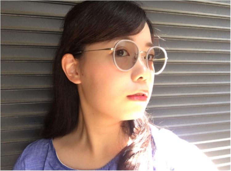 【JINS】プチプラサングラスはJINSでゲット!大人っぽグレーなら秋も使える♡_5