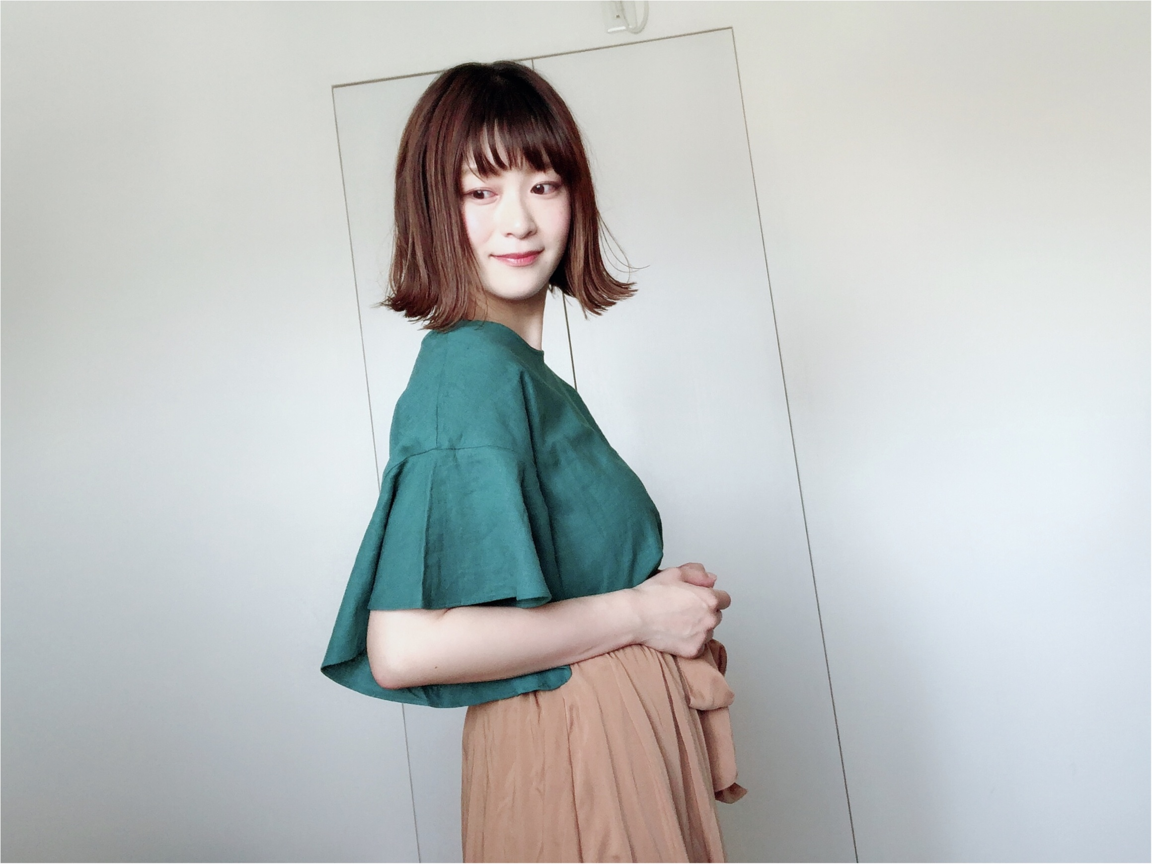 "【GU】夏といえばやっぱり""リネン""!今年はシャツじゃなくて〇〇が可愛い❤️_4"