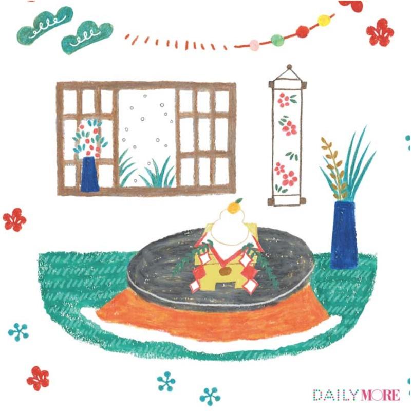 <12/27~1/26>今月のMORE HAPPY☆占い_1