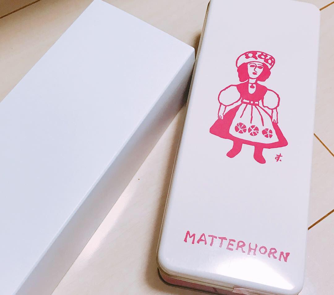 【東京】おもたせ!東京土産に最適「マッターホーン」のクッキー缶_1