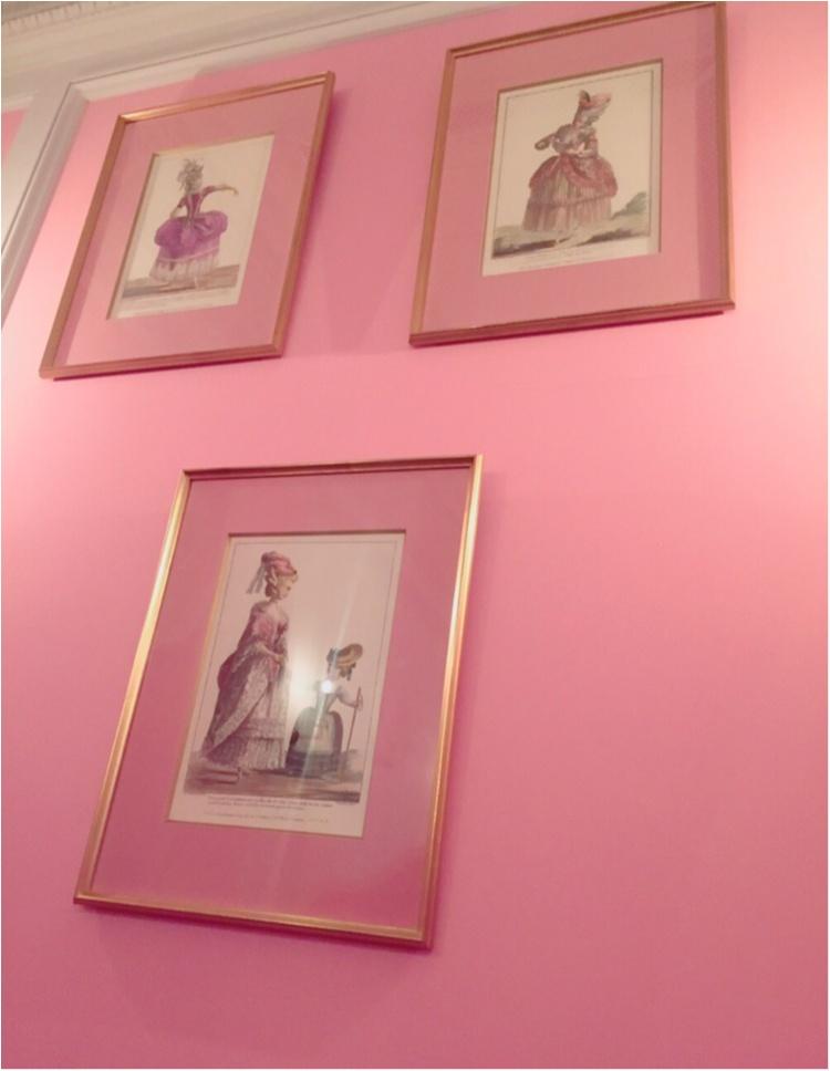 【FOOD】ほんとうは教えたくない!! 銀座LADURÉEの最強かわいいピンクの小部屋♡_2