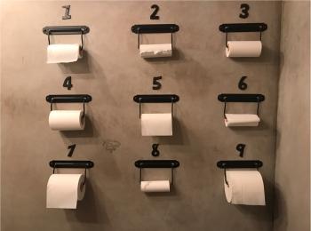 "【DIESEL】世界初のカフェがお洒落すぎる❤︎インスタ映え場所は、なんと""トイレ""!"