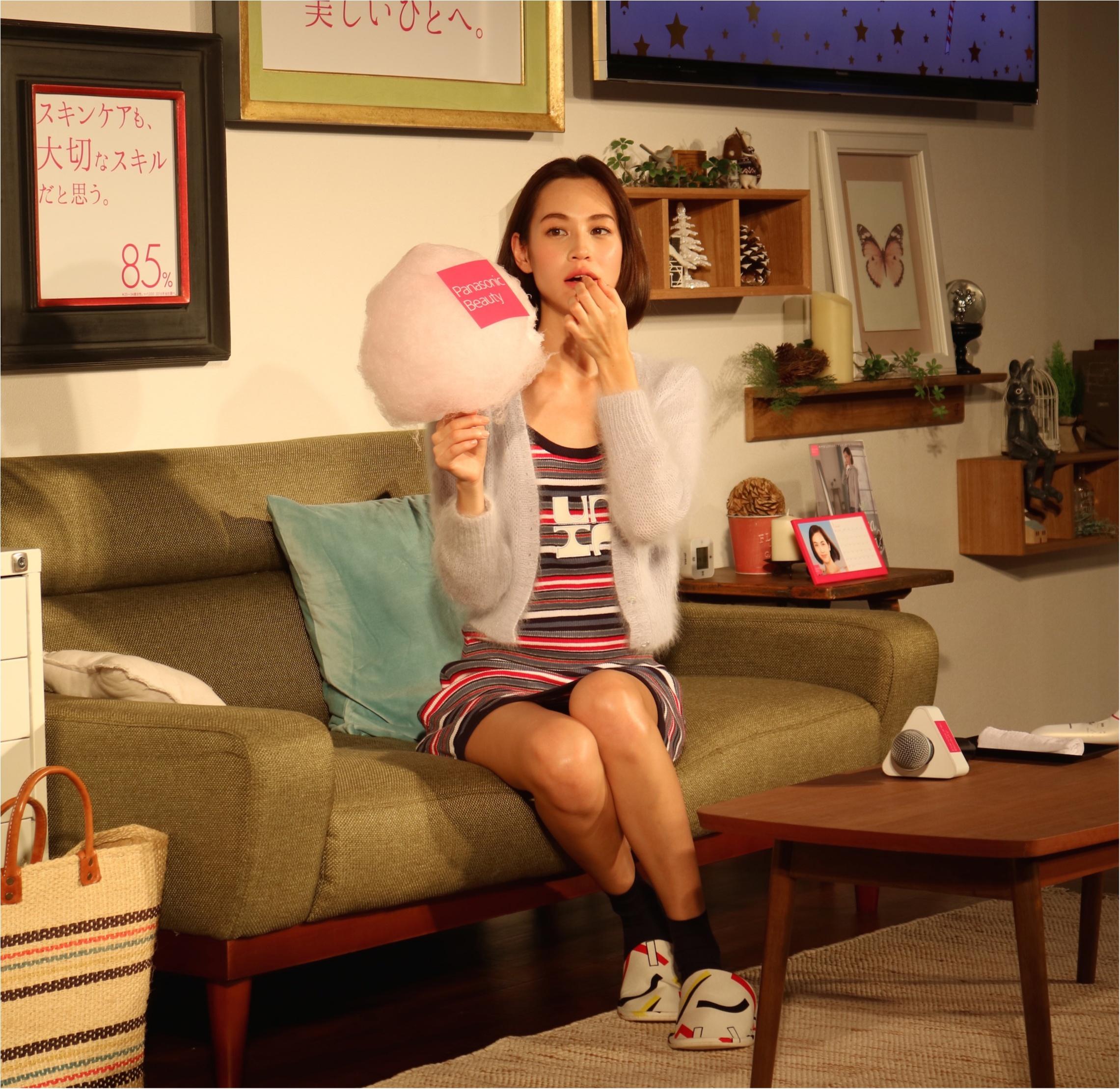 水原希子さんとネコの2ショットに癒された♡ 『パナソニックビューティ』オープニングイベントレポート!_3