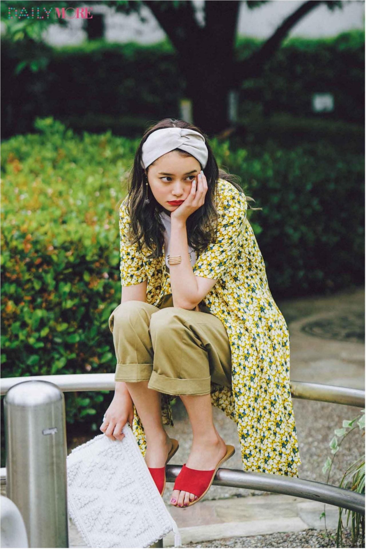 夏→秋の冷え対策に♪ おしゃれでかわいい「羽織りもの」コーデまとめ♡_1_13