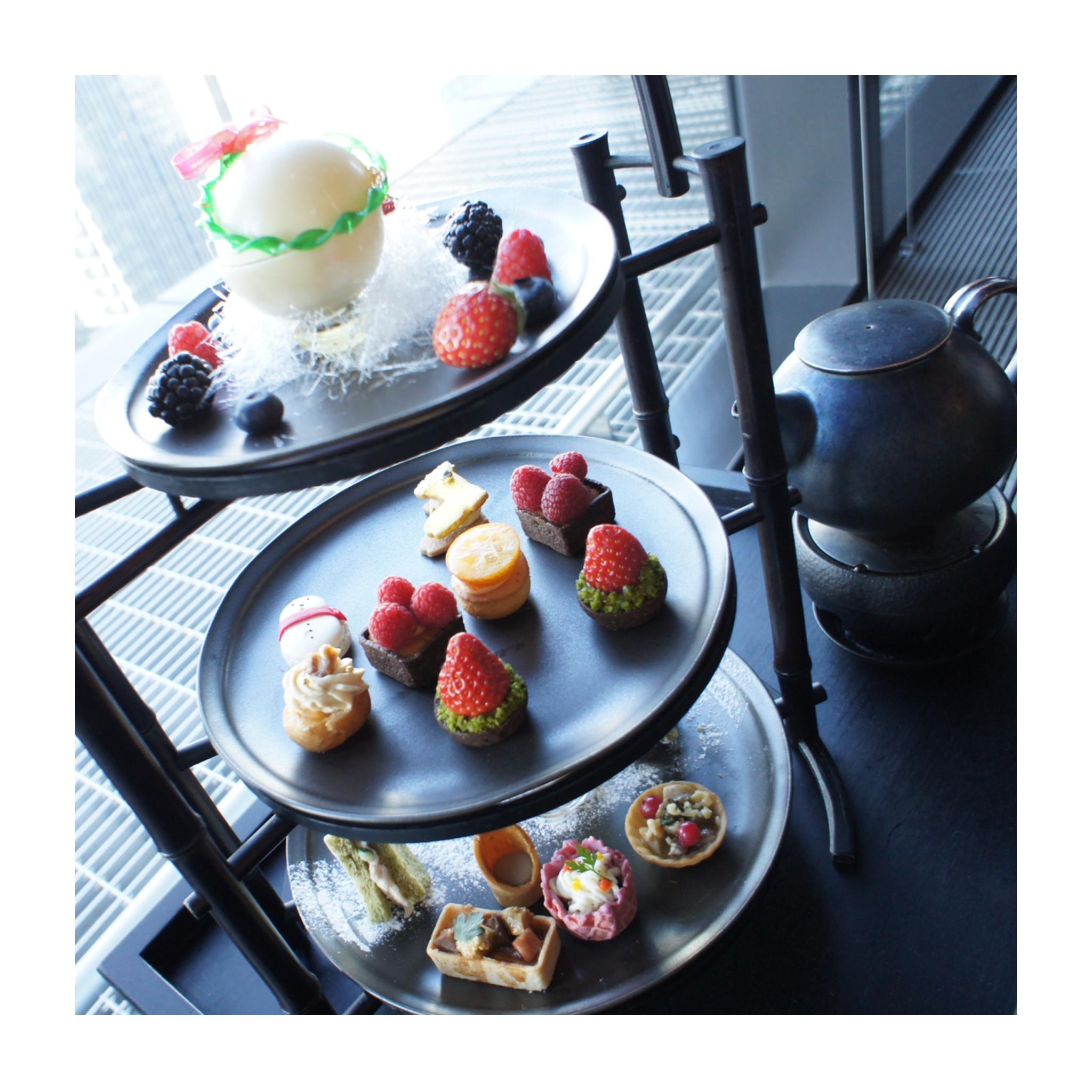 《ご当地MORE★東京》すべてが至福のひととき❤️【アマン東京】Christmas Afternoon Teaに行ってきました☻_9
