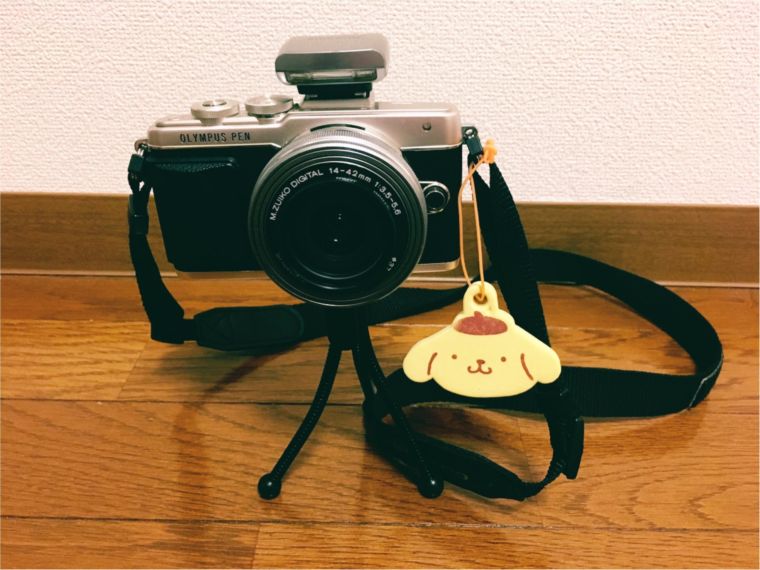 この夏大活躍の予感♡カメラの三脚がダイソーで買えちゃう⁉︎_4