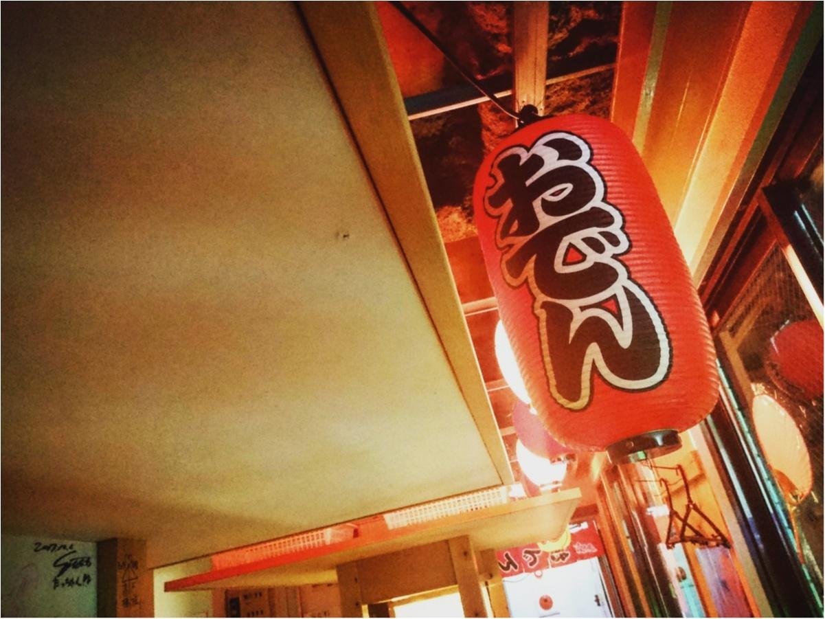 【グルメ】おでんの屋台がお店の中に ♪ これからの季節、寒い日にはぴったり!東京神田『おでん屋台村』_1