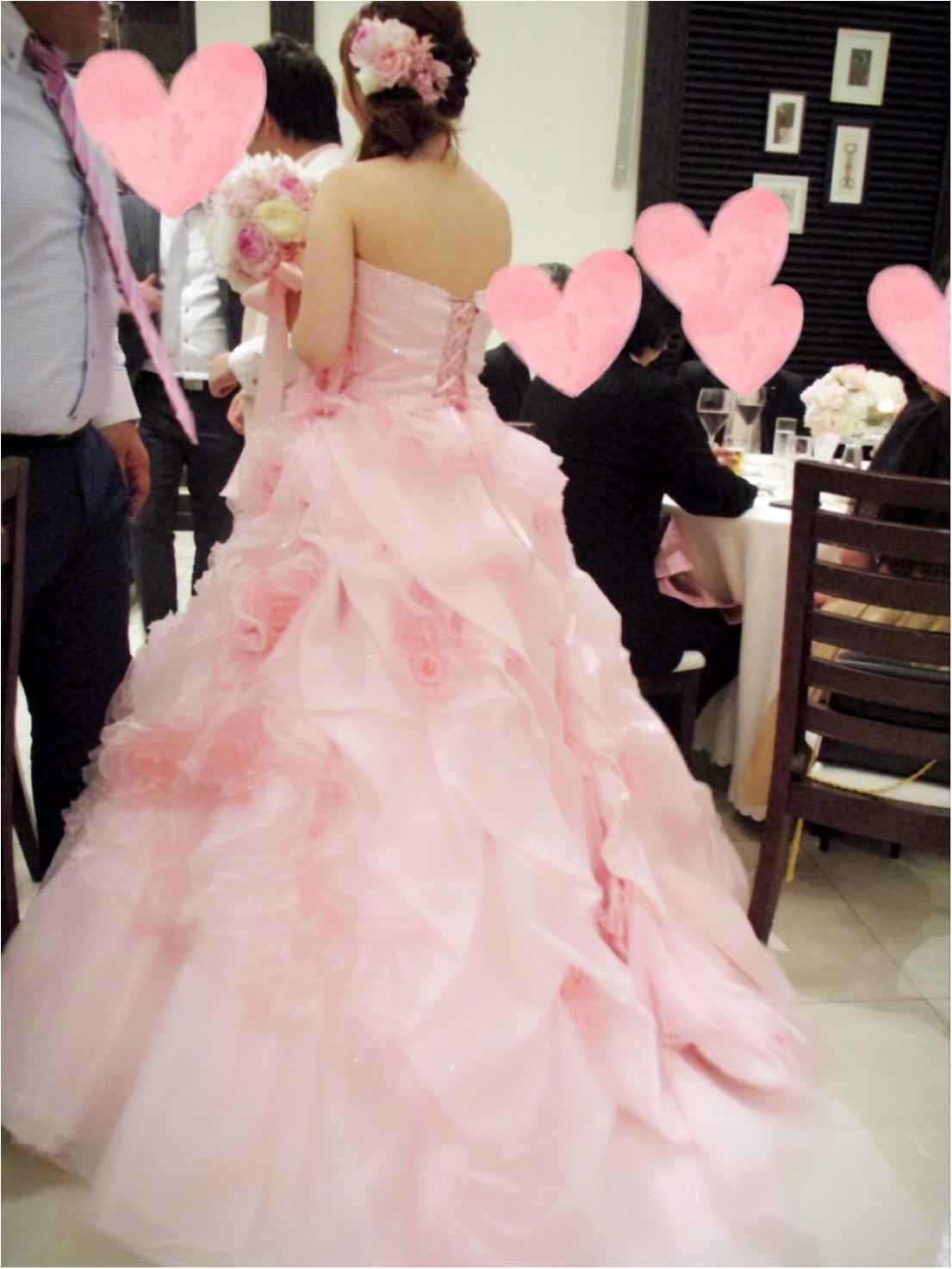 世界一「姫!」な花嫁さん♡ももえちゃん結婚式レポ♡_22