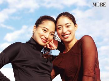 ランニングこそが最強&最短の筋トレ‼ アスリートモデルの小川梨花さん&福内櫻子さんに聞く「ランの始め方」