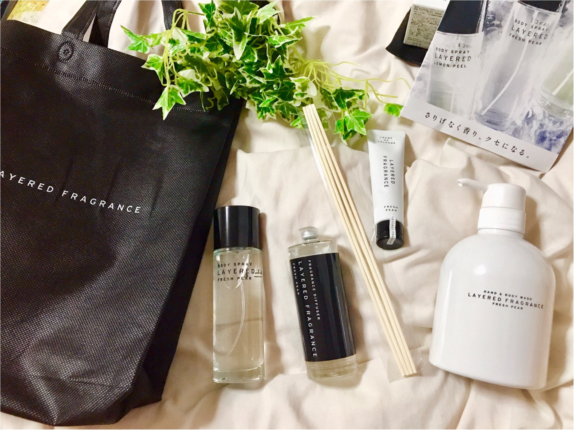 流行最先端の【香水】はコレ!香りを積み重ねる新発想《LAYERED FRAGRANCE》♡_2