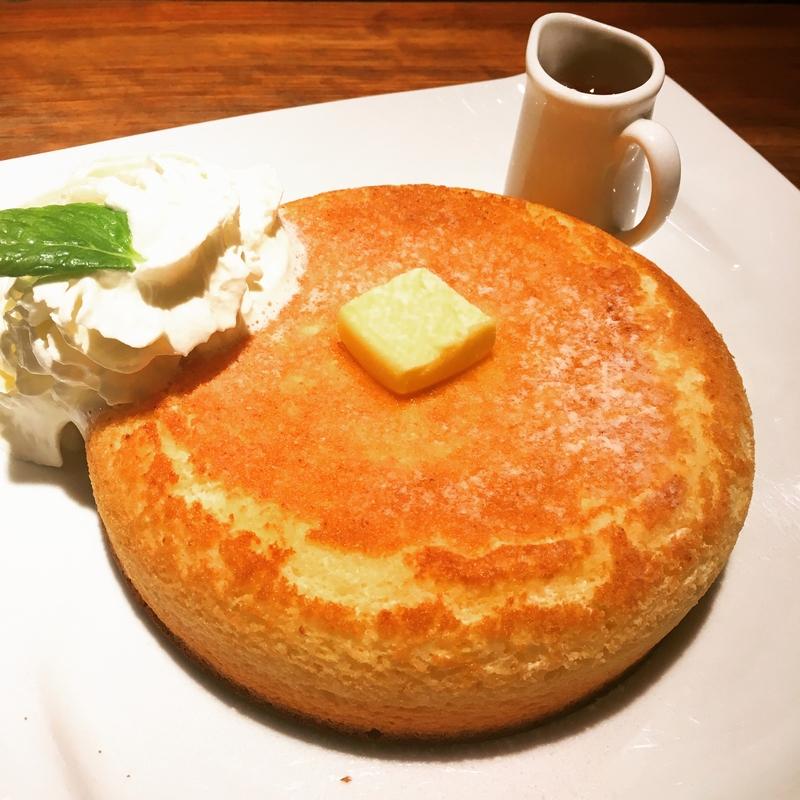 TAMTAM ホットケーキ 神保町 カフェ