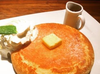 """まんまるホットケーキがSNS映え!♡神保町""""TAM TAM""""でほっこりカフェタイム♡"""