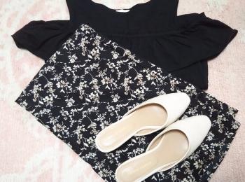 【natural couture】ニュアンスカラーミュールで足元から秋物を(*´ω`*)♥