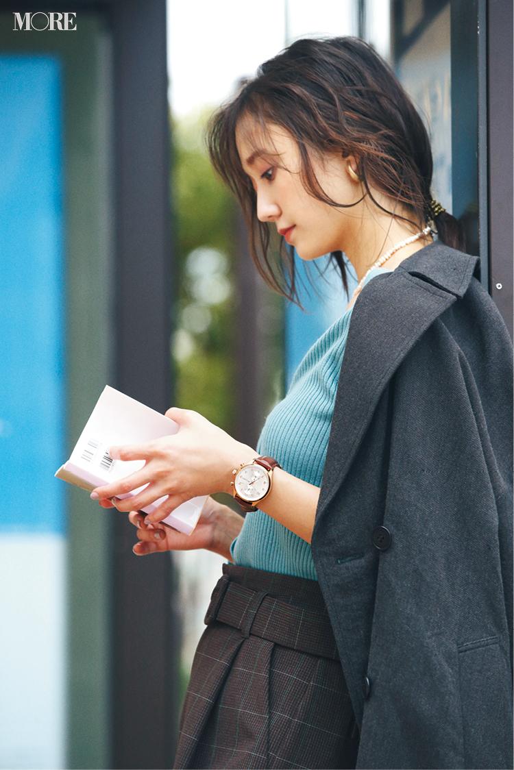 【腕時計】フェミニンタイプ&メンズタイプの腕時計photoGallery_1_5
