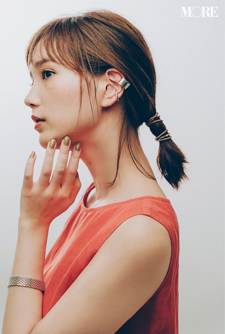 本田翼をお手本に♡ 「この服にはこのアクセ」、2019夏の最新版!_3