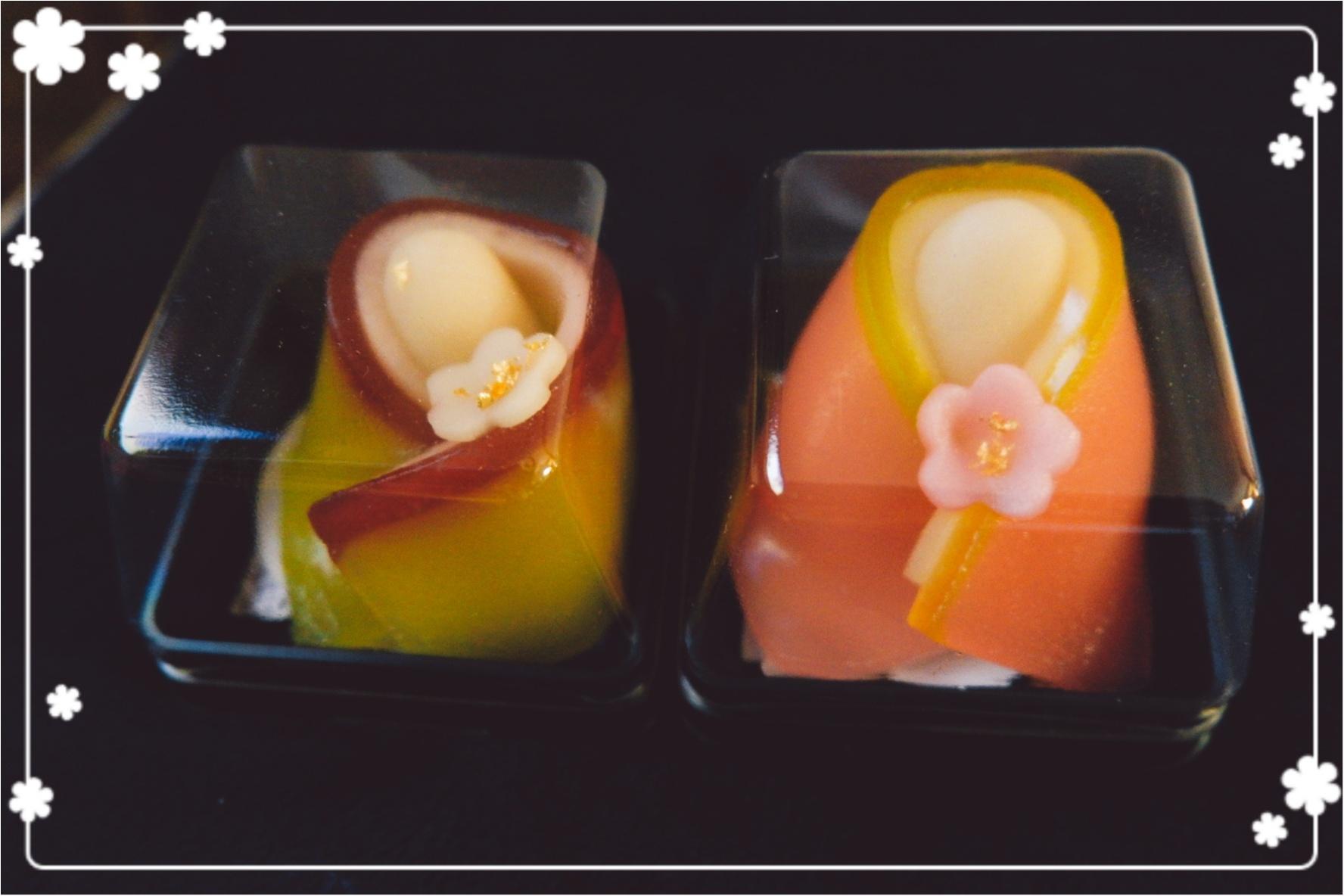 【ひな祭り】たまには季節のかわいい和菓子で和みひととき♡_1