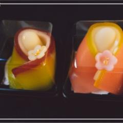 【ひな祭り】たまには季節のかわいい和菓子で和みひととき♡