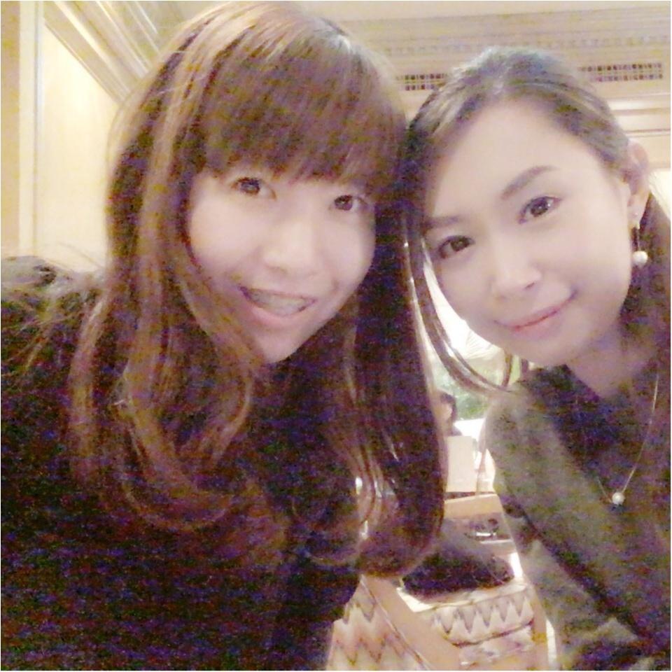 今日からはじまった「ホテル椿山荘東京」の桜イブニングキュートティーへ行ってきました♥_23