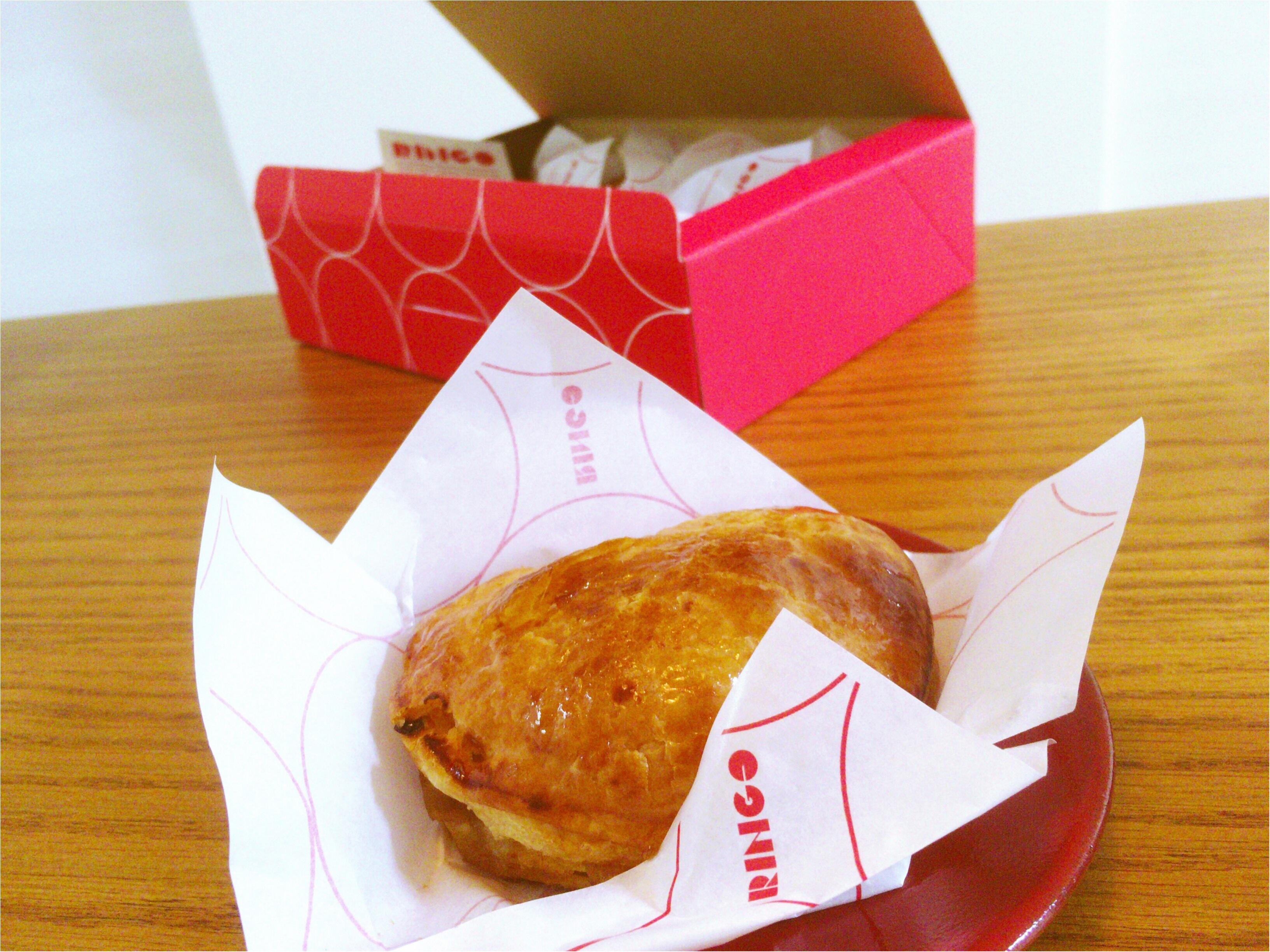 【秋Sweets♡】BAKE発『RINGO』アップルパイ専門店!焼きたてが大阪進出!美味しい食べ方も伝授♡_4