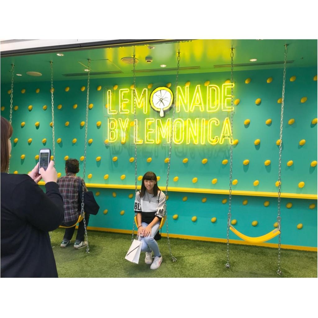 【レモネード専門店】渋谷の新たな観光名所!週末は渋谷ストリームへGO!_7