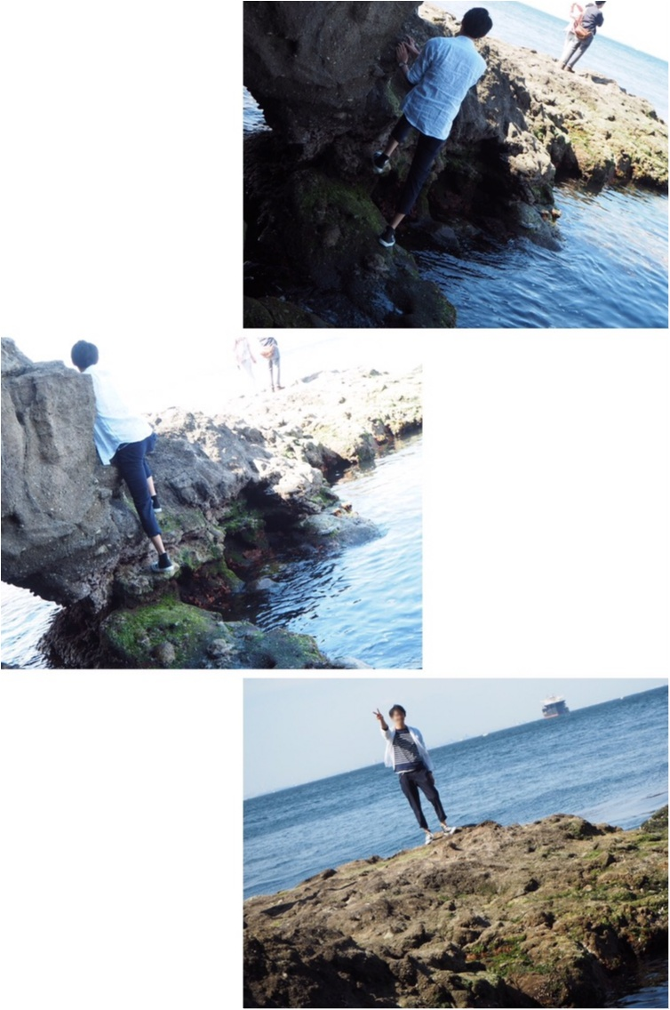 東京湾に唯一ある無人島「〇〇」に行ってきました♪_6