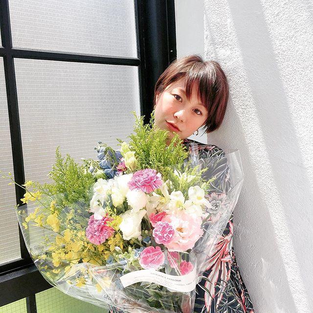 発売中の8月号では、先輩モアモデルである田中美保ちゃんが登場【撮影 ...