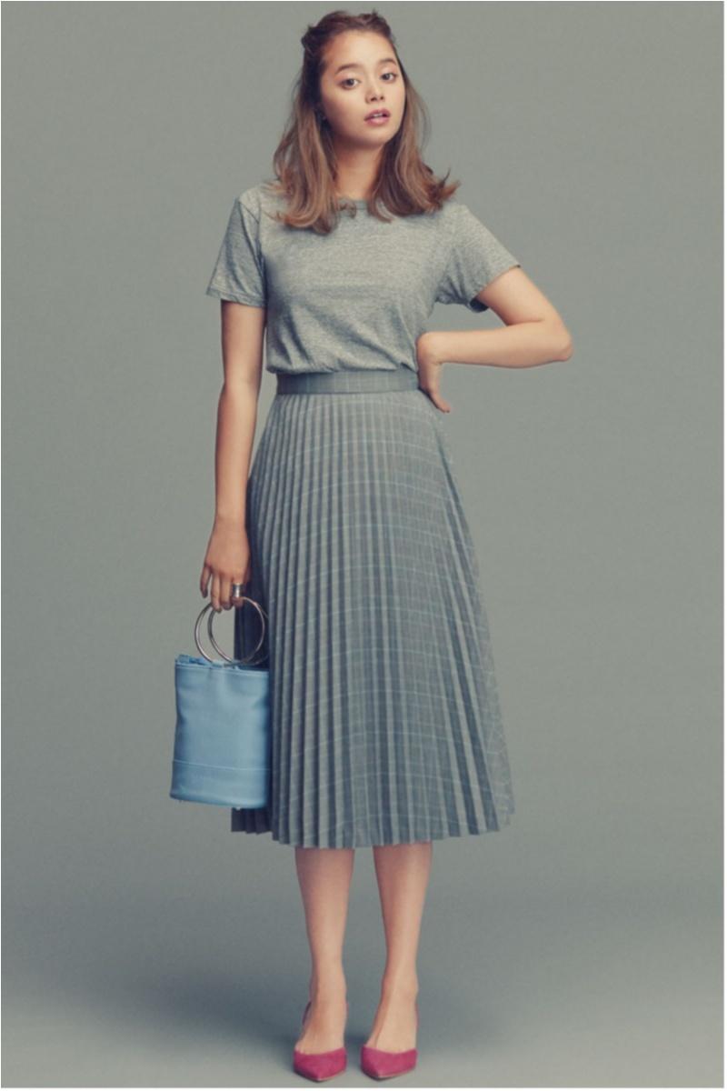 きれい色使いでこなれて見える【ワントーン】コーデ10選    ファッション_1_8