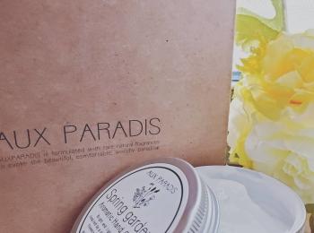 【AUXPARADIS(オスマンサス)】アロマ香るハンドクリーム
