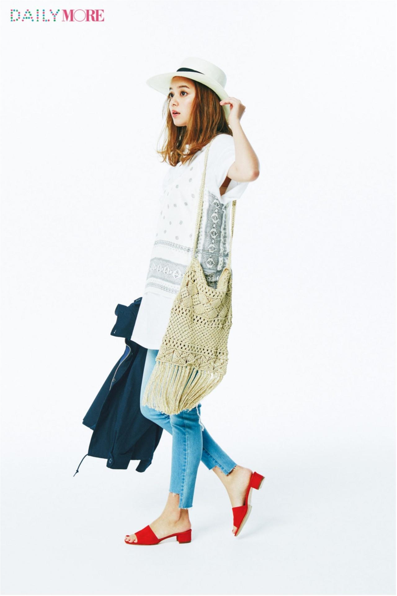 今年はどう着るのが正解? トレンド「Tシャツ」コーデまとめ♡_1_18