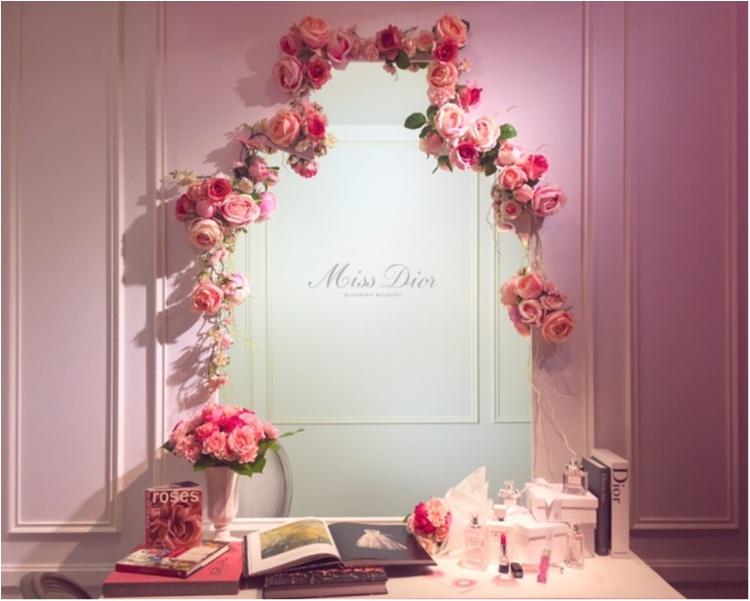 【♥♥♥】絶賛開催中!Miss Diorのイベントに行ってきました♡_1
