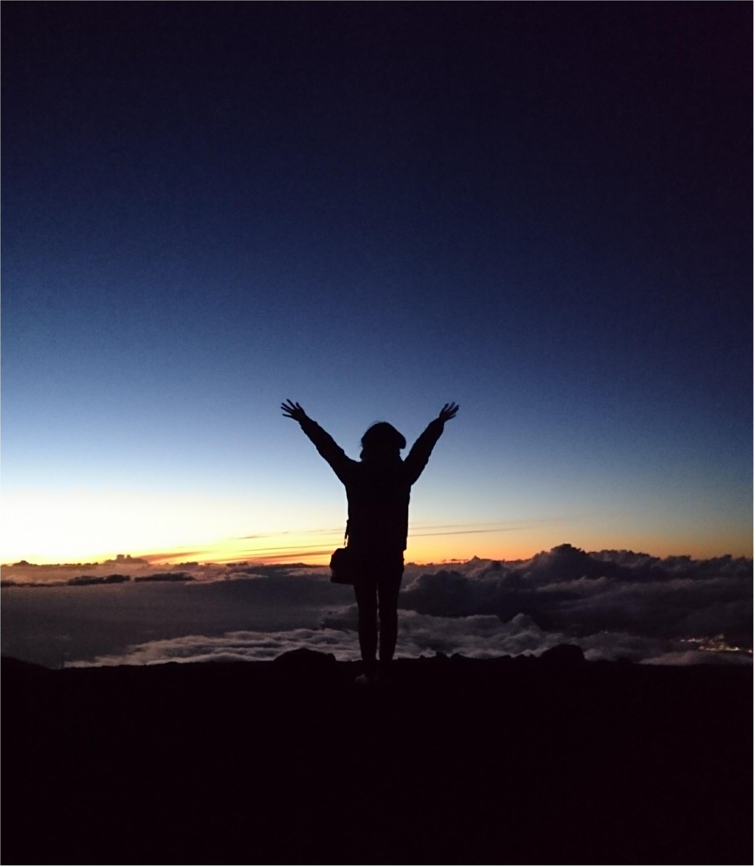 【trip】マウイ島ハレアカラからの絶景サンセット٩(๑❛ᴗ❛๑)۶_3