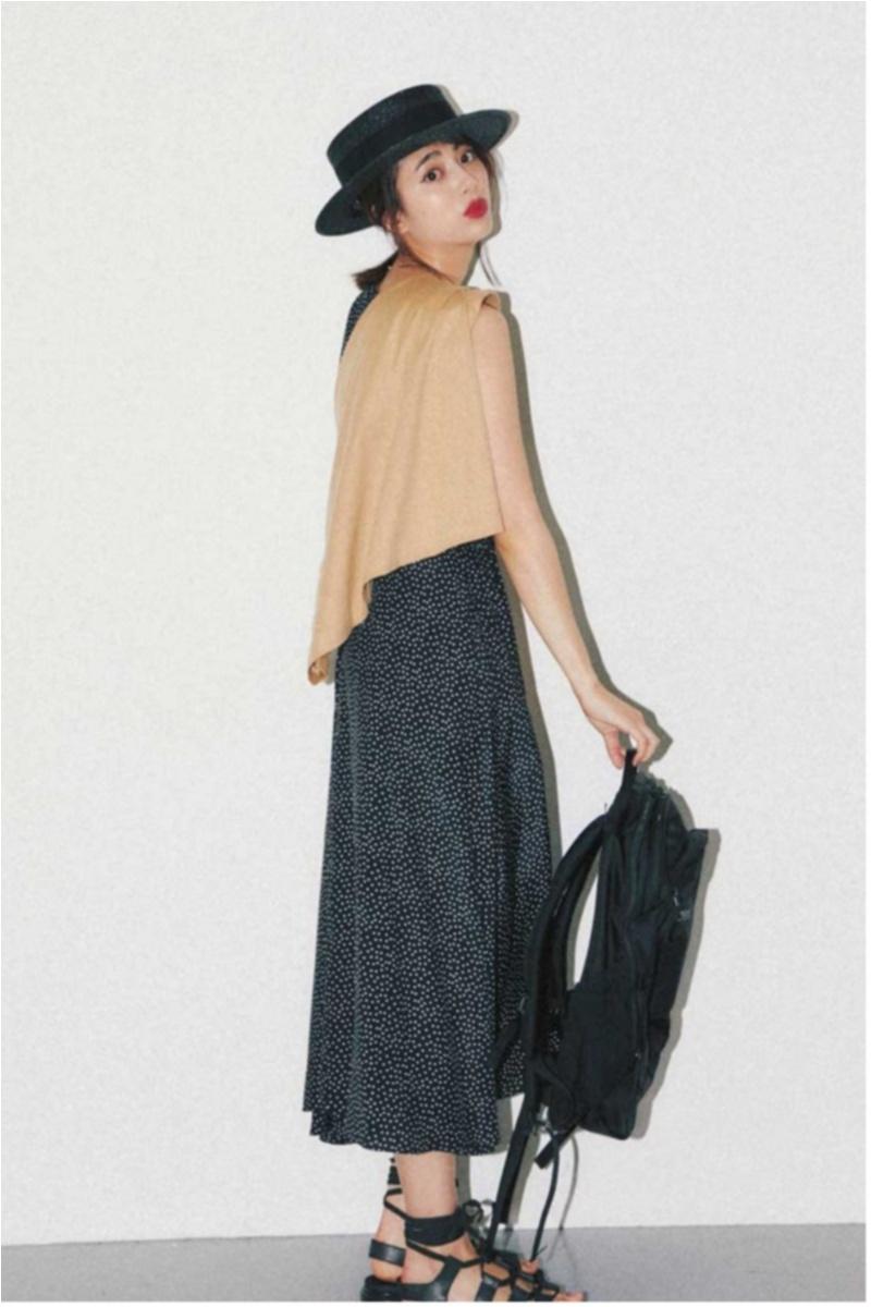 日焼け防止のマストアイテム 【帽子】の今どきコーデ15選   ファッションコーデ_1_7